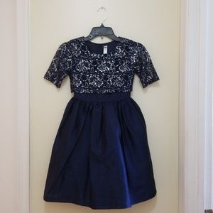 A girls dress